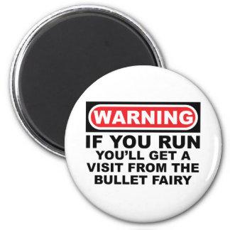 Bullet Fairy Magnet