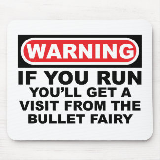 BULLET Fairy Mouse Pad