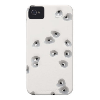 Bullet Holes iPhone 4 Covers