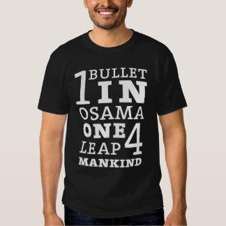Bullet in Osama Shirt
