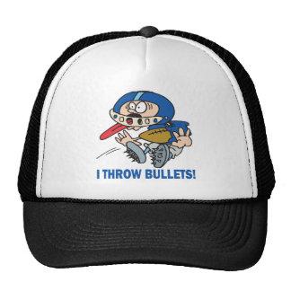 Bullet Pass Trucker Hat
