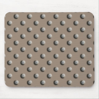 Bullet Proof (printed illusion) Mouse Pads