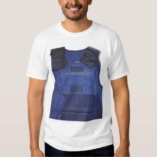 Bullet Proof Vest Tee Shirt