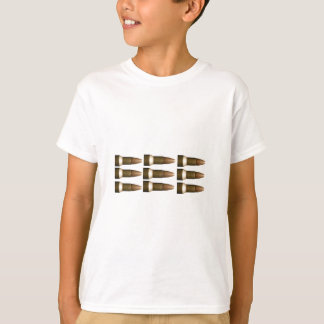 bullet rows yeah T-Shirt