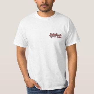 Bullethead's CBG white T-shirt
