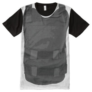 Bulletproof Bullet Proof Vest T-Shirt