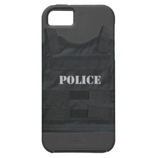 Bulletproof Vest iPhone 5 Case