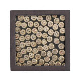 Bullets, ammunition premium jewelry boxes