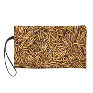Bullets, ammunition wristlet purse