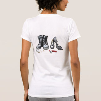 Bullets and Lipstick T-Shirt