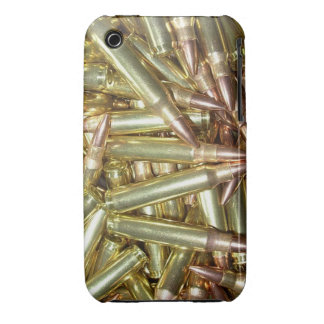 Bullets AR 15 Ammo Case-Mate iPhone 3 Case