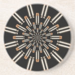 "Bullets Coaster<br><div class=""desc"">Symmetry in lead and powder</div>"