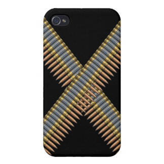 Bullets iPhone 4 Case