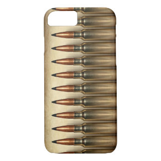 Bullets iPhone 7 Case