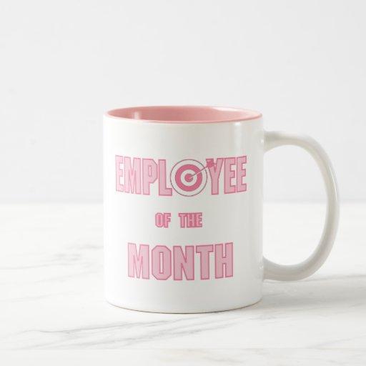 Bulleyes Employee of the Month Mug