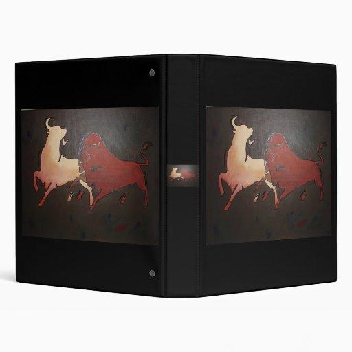 Bullfight 2 3 ring binders