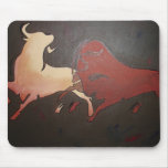 Bullfight 2 mouse pads