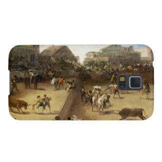 Bullfight in a Divided Ring Francisco José de Goya Galaxy S5 Cases