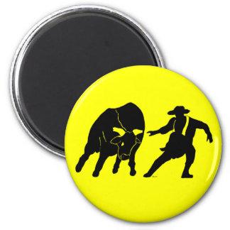 Bullfighter 100 refrigerator magnets