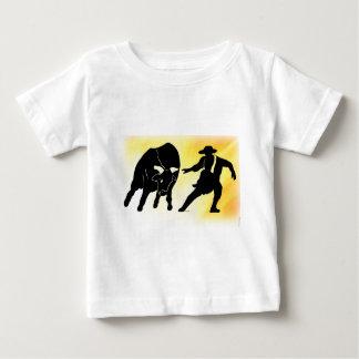 Bullfighter 102 baby T-Shirt