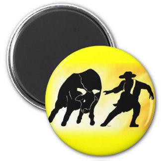 Bullfighter 102 magnet