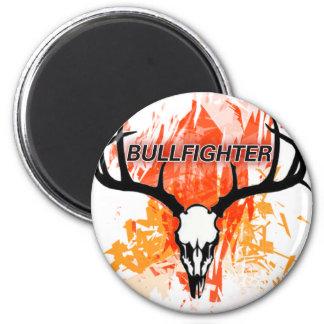 bullfighter refrigerator magnet