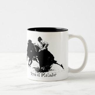 Bullfighter Mug