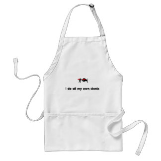 Bullfighting Hero Adult Apron