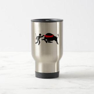 Bullfighting Coffee Mugs
