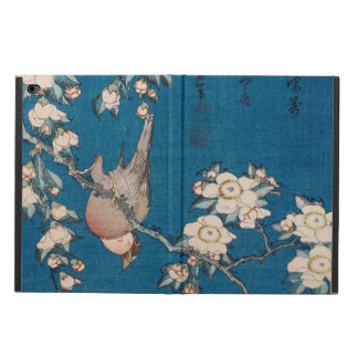 Bullfinch on a Weeping Cherry Branch by Hokusai Powis iPad Air 2 Case