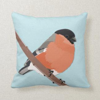 Bullfinch Pillow