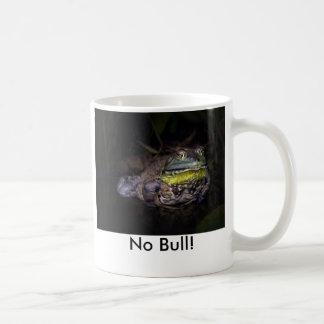 ¡bullfrog_2, ninguna Bull! Taza