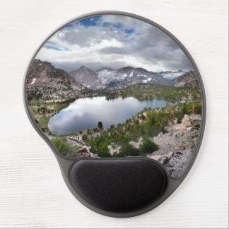 Bullfrog Lake - John Muir Trail Gel Mousepad