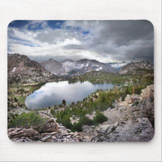 Bullfrog Lake - John Muir Trail Mousepads