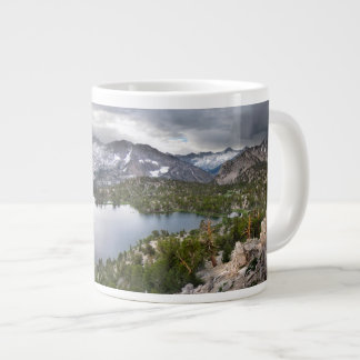 Bullfrog Lake - John Muir Trail Extra Large Mugs