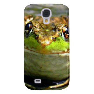 Bullfrog Photo Galaxy S4 Cover