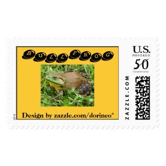 Bullfrog Postage