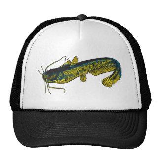 Bullhead, AKA Horn Pout Trucker Hat