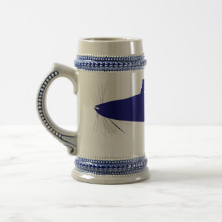 Bullhead Catfish Beer Stein