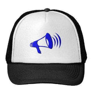 Bullhorn - Add your own words Trucker Hat