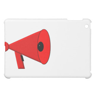 Bullhorn / Megaphone iPad Mini Covers