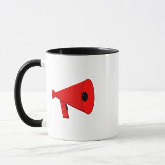 Bullhorn / Megaphone Mug
