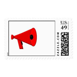 Bullhorn / Megaphone Postage