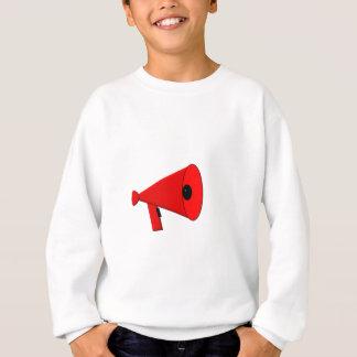 Bullhorn / Megaphone Sweatshirt