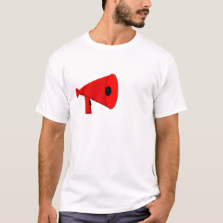 Bullhorn / Megaphone T-Shirt