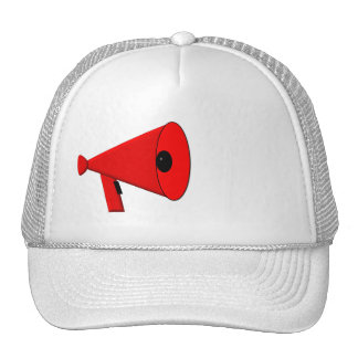 Bullhorn / Megaphone Trucker Hat