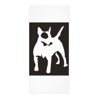Bulli Terrier Custom Rack Cards