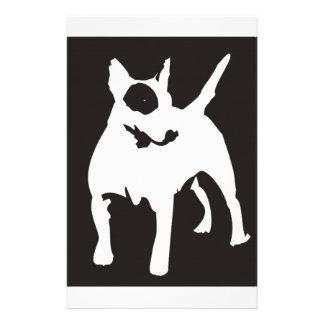 Bulli Terrier Stationery