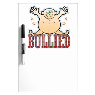 Bullied Fat Man Dry-Erase Board