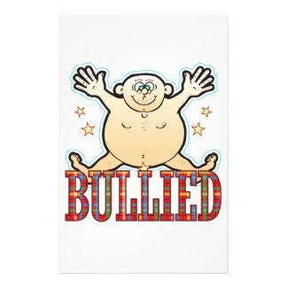 Bullied Fat Man Stationery